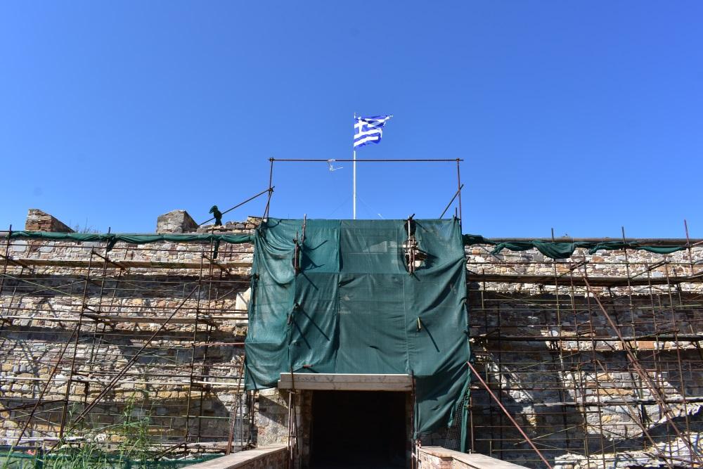 Castle Walls ofChios