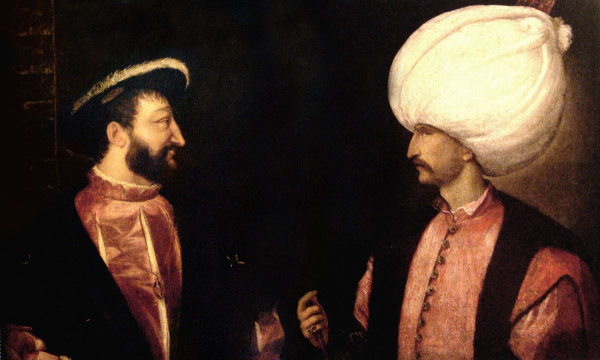 The Campaigns of Suleiman I