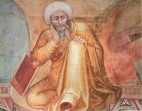 Averroes and Dante