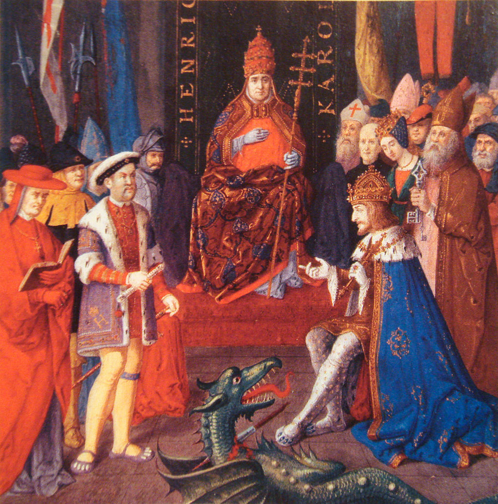 The Eucharistic Theology of Henry VIII